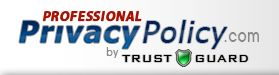 Professional Privacy Policy logo