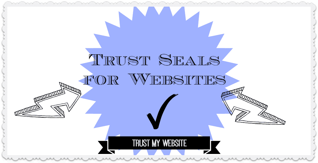 trust seals for webistes