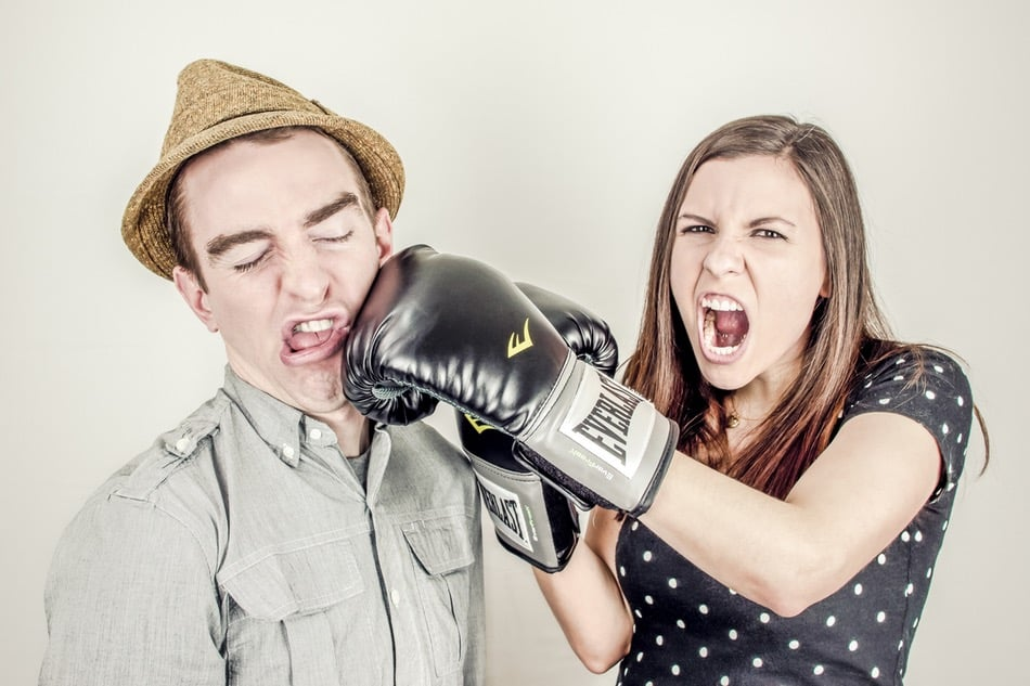 Marketing for startups can hit you right in the face