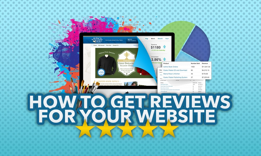 how to get reviews for your website