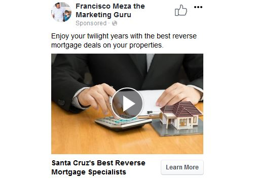 Reverse Mortgage Preview