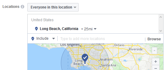 Where do you want your Facebook Ads to be displayed