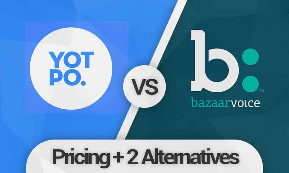 Yotpo vs Bazaarvoice