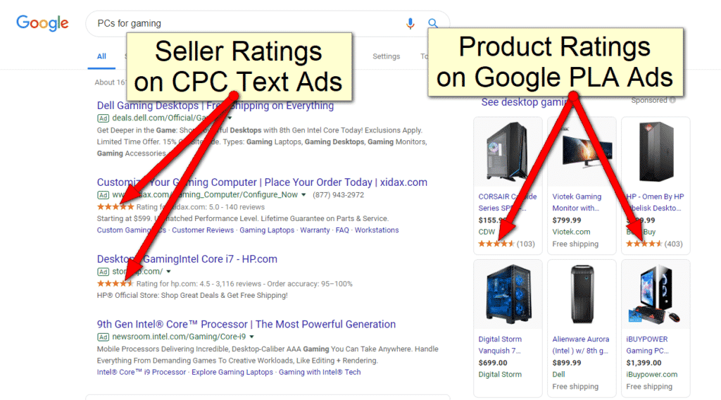 How To Get Google Seller Ratings On Google Ads 2019
