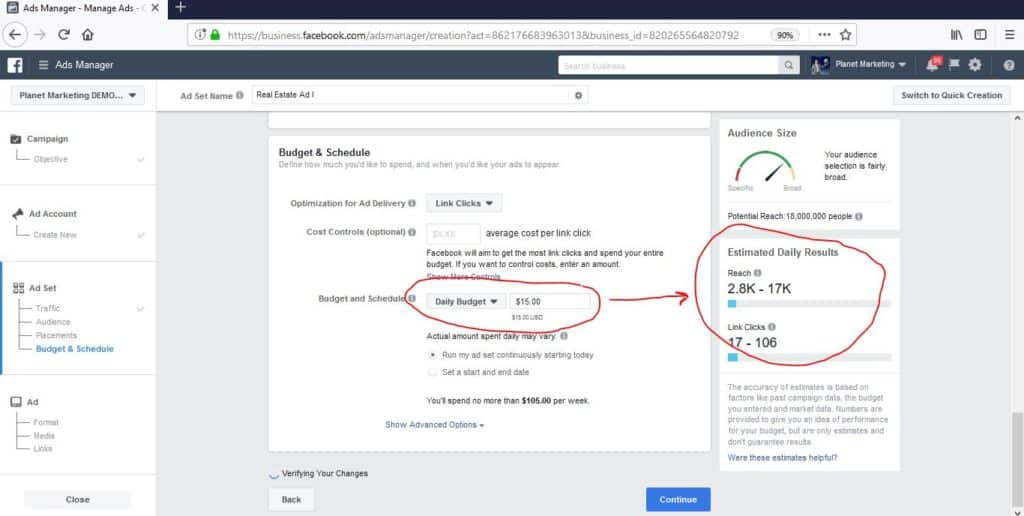 Advertising on Facebook is cheaper than on Google Ads