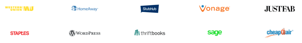 big brands already use Trustpilot for Seller and Product ratings