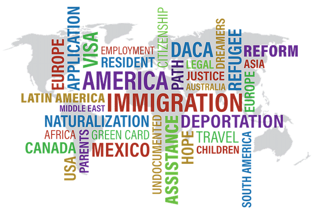 Immigration law attorneys can find their clients on Facebook