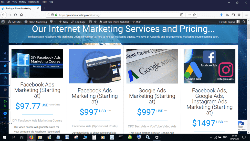 Hire Planet Marketing Today!