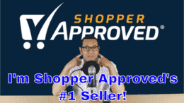 YouTube Video Review on Shopper Approved
