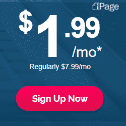 Use this Link to get Hosting Discounts from iPage!