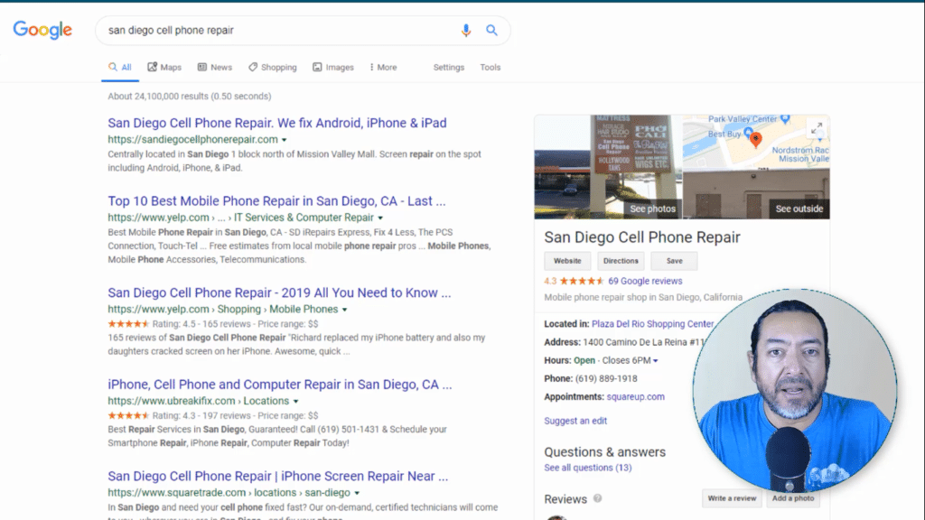 Search results for cellphone repair companies