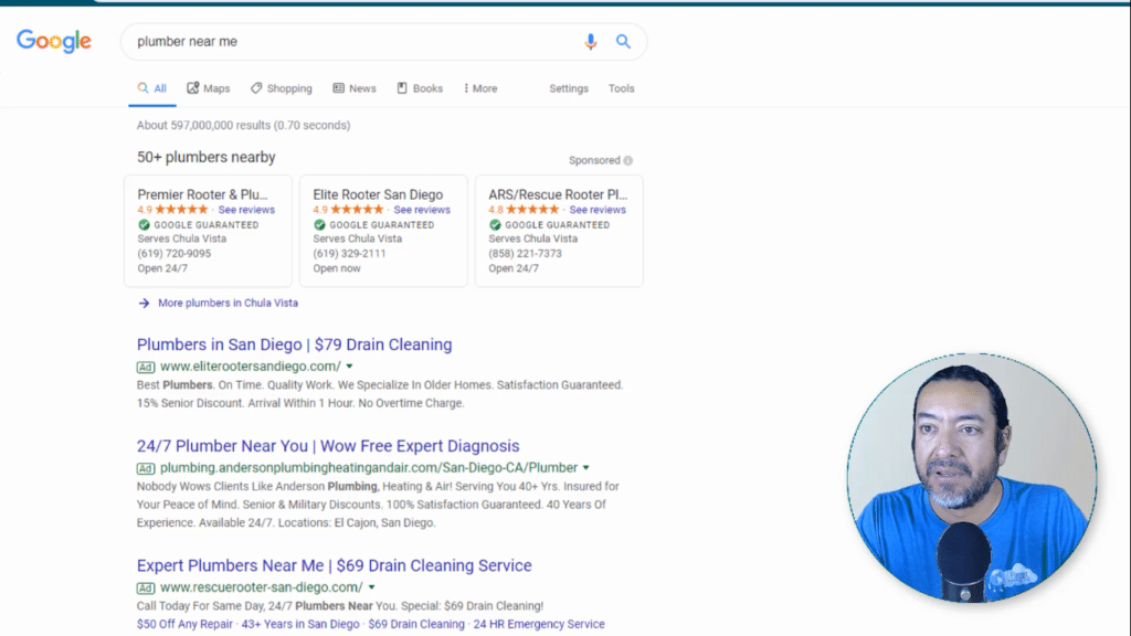 Should plumbers bother with SEO?