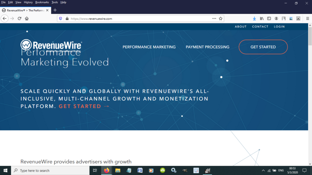 RevenueWire is good for digital products