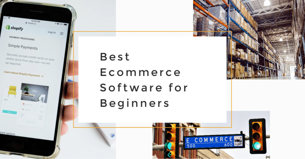 Ecommerce Software for Beginners