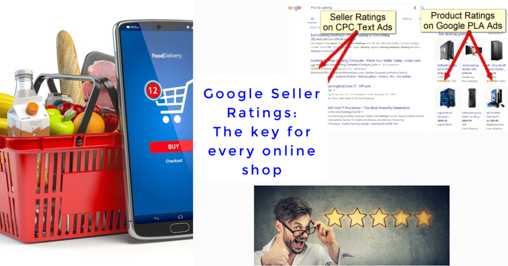 Google Seller Ratings: The key for every online shop
