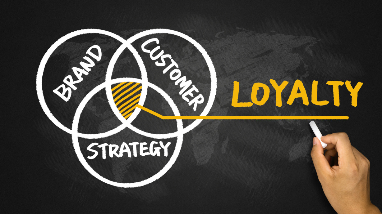 It's important to build customer loyalty to retain existing customers