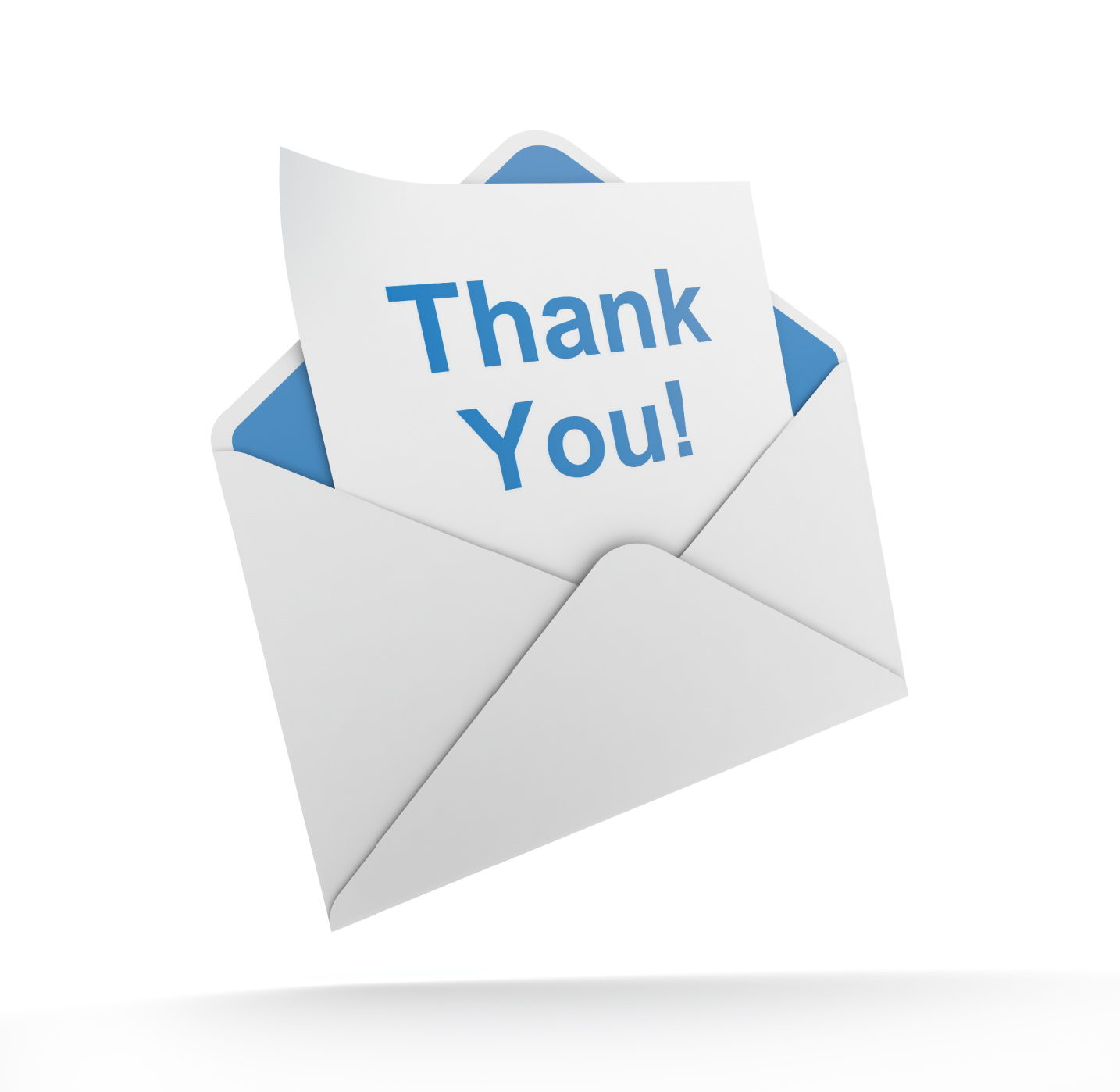 Send your seasonal customers thank you emails to get the to come back
