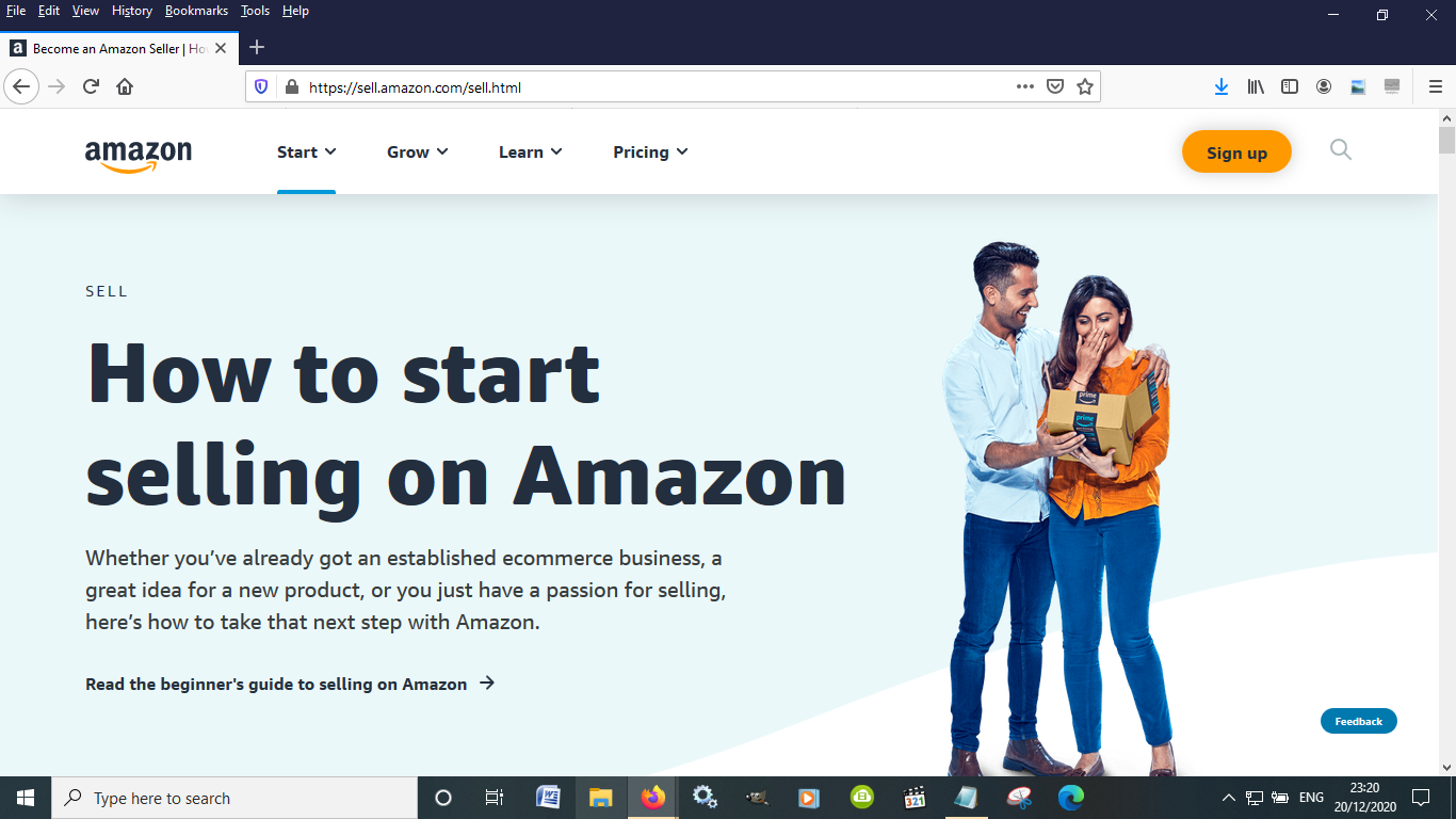 Amazon is one of the best marketplaces for eCommerce in the world