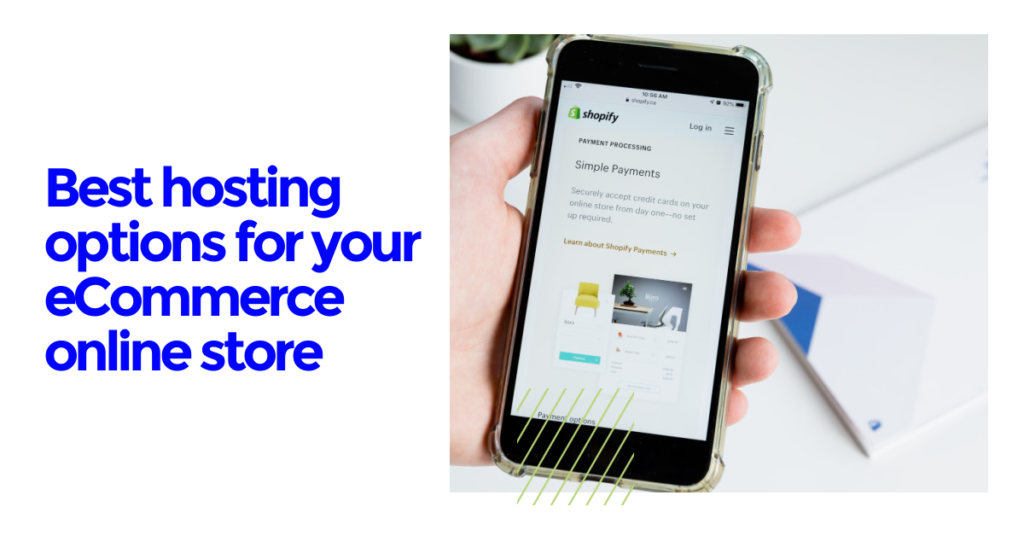 Best Hosting Options for Your Ecommerce Online Store