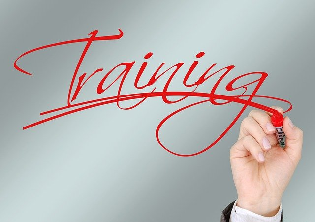 Training helps prepare your staff to better interact with customers