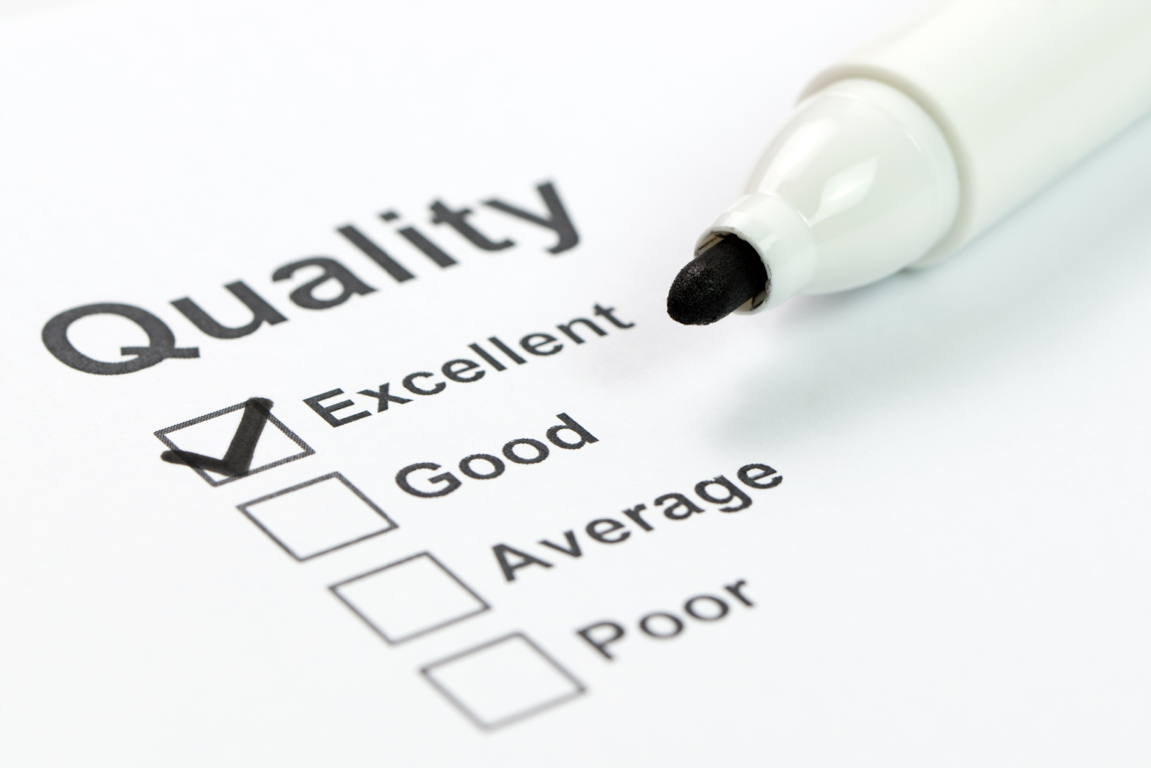 To get good reviews on Amazon, you need to sell products of the highest quality