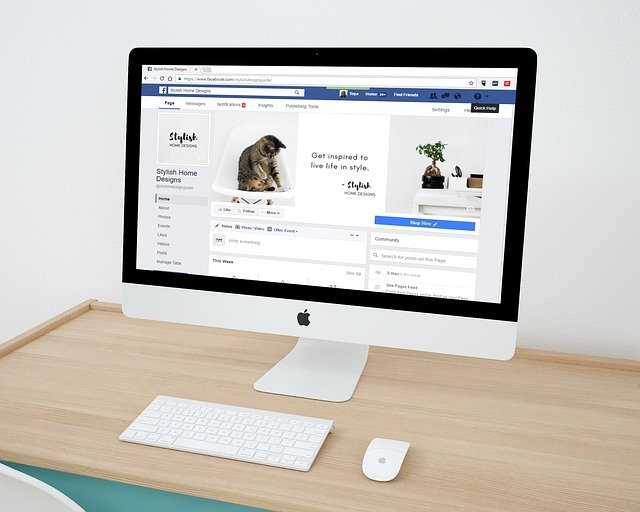 Facebook pages are a free promotional tool for businesses