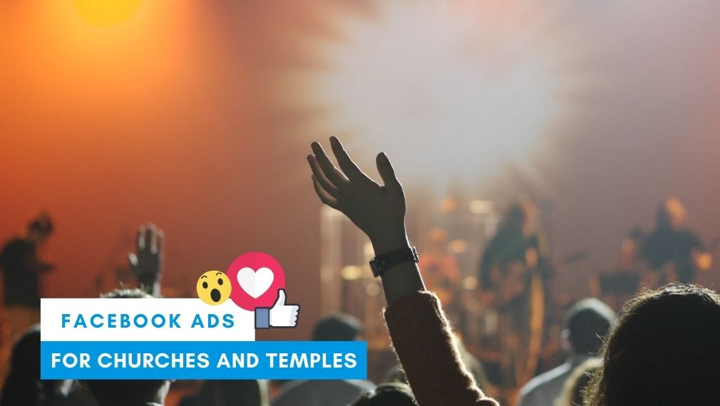 Facebook ads for churches and temples and religious organizations