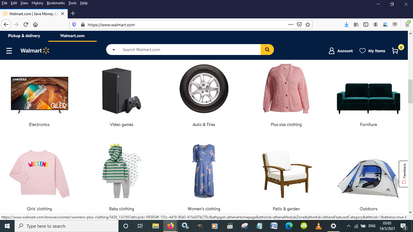 Walmart has morphed into another online retail giant